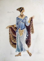 Costume of Cleopatra